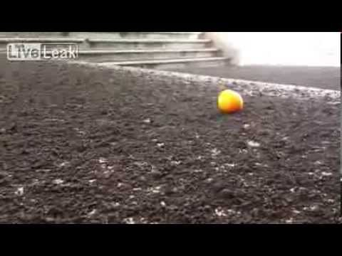 Nature is Amazing, It's Raining Rocks!