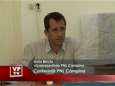 Conferinta PNL Campina