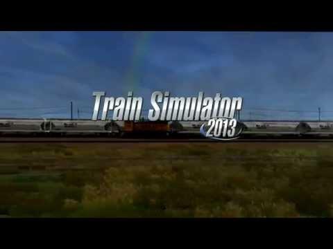 Train Simulator 2013 - trailer!