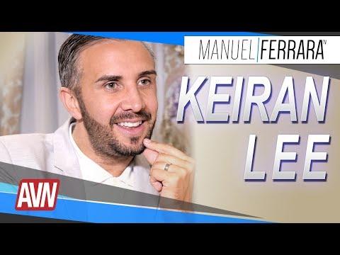 Keiran Lee - AVN Expo 2018 avec Nephael (видео)
