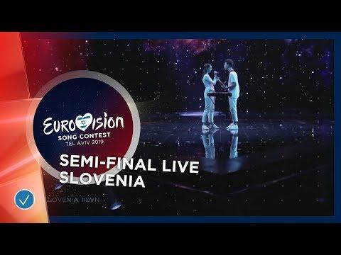 Slovenia - LIVE - Zala Kralj & Gašper Šantl - Sebi - First Semi-Final - Eurovision 2019