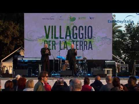 Pablo e Pedro @ Villaggio per la Terra