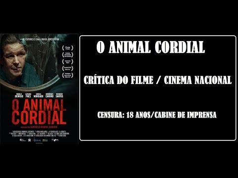 Kinoplex - O ANIMAL CORDIAL I CRÍTICA I CINEMA NACIONAL