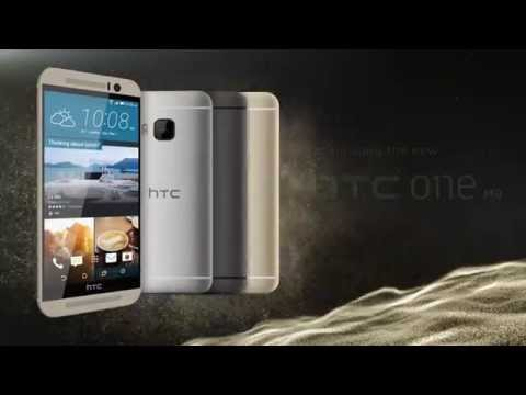 HTC One M9 promos