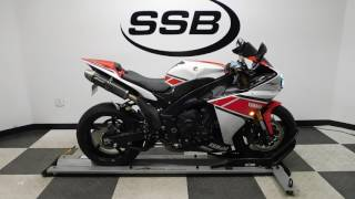 7. 2012 Yamaha YZF-R1 World GP 50th Anniversary– used motorcycles  for sale– Eden Prairie, MN