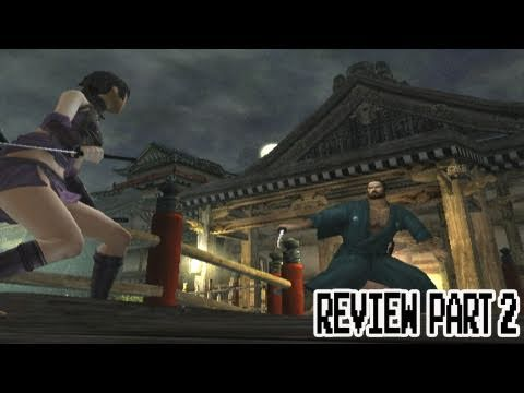 preview-Tenchu: Shadow Assassins (Wii) Game Review Part 2 (Kwings)