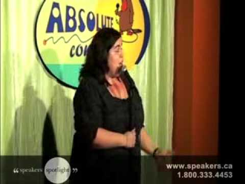 Debra DiGiovanni - Stand-Up Comedian and MuchMusic Personality