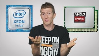 Should You Game On a Server CPU?