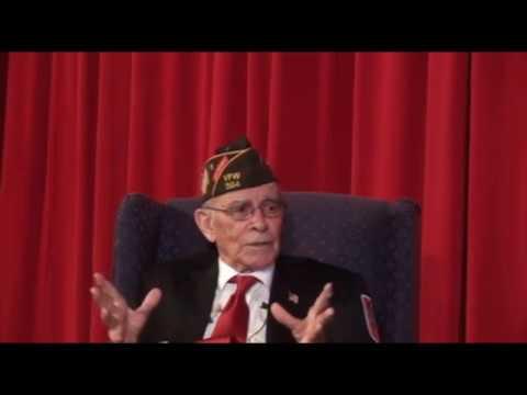 Interview with Paul Boyer - World War II Veteran