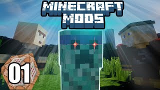 Video Minecraft Mods Indonesia - Bertemu Creeper Jogging! (1) MP3, 3GP, MP4, WEBM, AVI, FLV Oktober 2017