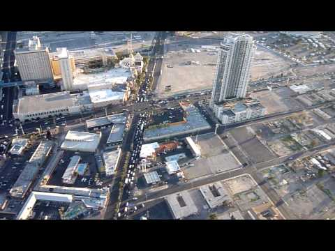 X Scream - First Person View Of X-Scream Las Vegas - 866ft high dangling over the LAS Vegas strip [HD]
