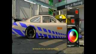 Nonton Nissan Skyline 2 Fast 2 Furious paint scheme on NASCAR 2011 THE GAME Film Subtitle Indonesia Streaming Movie Download
