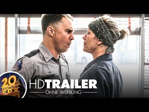 Three Billboards outside Ebbing, Missouri | Offizieller Trailer
