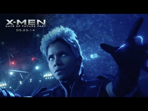 X-Men: Days of Future Past (Character Clip 'Storm')