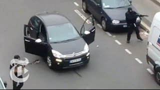 Eyewitness Videos Of Paris Shooting Terror Attack At Charlie Hebdo