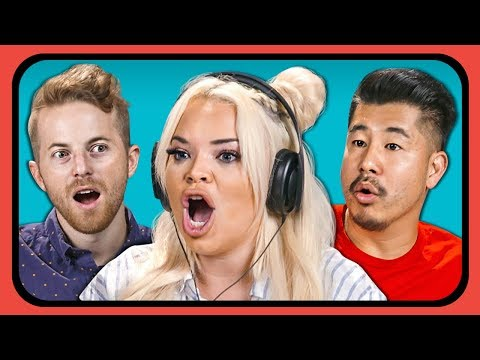 Download YouTubers React To NEW Most Subscribed YouTube Channel Of All Time? (T-Series) hd file 3gp hd mp4 download videos