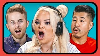 Video YouTubers React To NEW Most Subscribed YouTube Channel Of All Time? (T-Series) MP3, 3GP, MP4, WEBM, AVI, FLV Oktober 2018