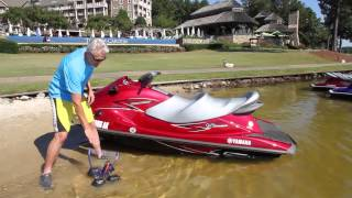 2. 2014 Yamaha WaveRunner VX PWC: Expert Review
