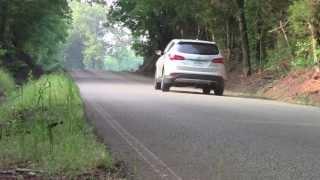 2013 Hyundai Santa Fe Test Drive And Review