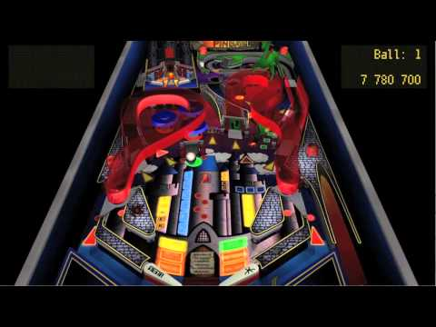 Video of Pinball Crazy Castle