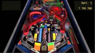 Pinball Crazy Castle YouTube video