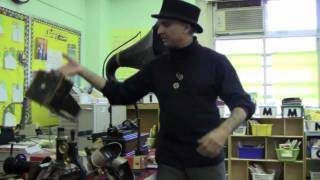 YaNY Teaching Artist - DENNY DANIEL'S MUSEUM OF INTERESTING THINGS - History And Technology