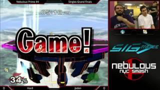 Hax$ vs Vanz – Nebs 4 Highlights