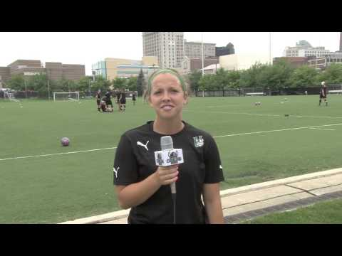 Getting to know the women's soccer captains part 2