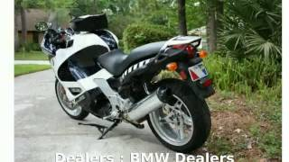9. 2005 BMW K 1200 RS - Details and superbike
