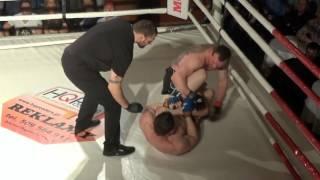Skandaliczna sytuacja podczas walki na gali MMA w Koszalinie!