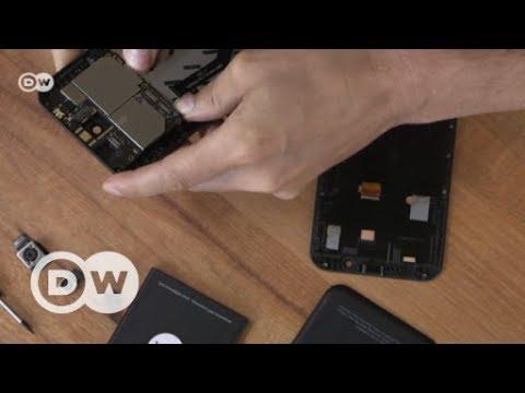 Laptop & Smartphone - keine Wegwerfartikel mehr? | DW ...