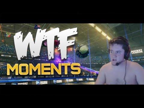 Rocket League WTF Moments (Rocket League Funny Moments) EP.16 (видео)