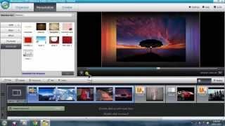 Wondershare DVD Slideshow Builder Deluxe – video tutorial