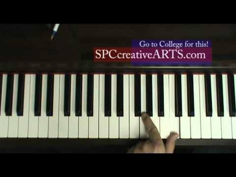 How to Play Last Date by Floyd Cramer on the Piano