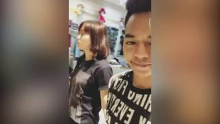 Video Kemesraan Rezaoktovian dengan Wendywalters :) MP3, 3GP, MP4, WEBM, AVI, FLV November 2017