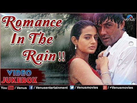 Video Romance In The Rain : Hot Bollywood Songs || Video Jukebox download in MP3, 3GP, MP4, WEBM, AVI, FLV January 2017