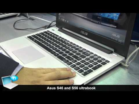 ASUS S46 and S56 Ultrabook