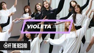 Video [SPECIAL VIDEO] IZ*ONE (아이즈원) - 비올레타 (Violeta) Dance Practice Close up Ver. MP3, 3GP, MP4, WEBM, AVI, FLV Juni 2019