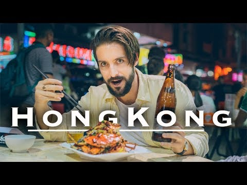 Hong Kong Street Food Tour & Travel Guide