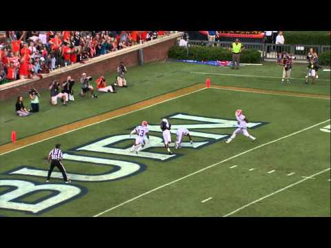 17. - Highlights from No. 5 Auburn's 45-17 win against Louisiana Tech at Jordan-Hare Stadium on September 27, 2014.