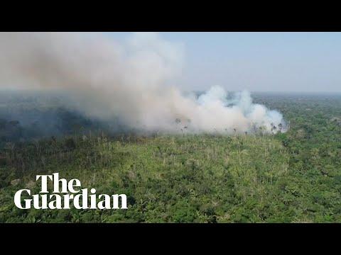 Video - Αυτές είναι οι δύο βασικές αιτίες για τη δραματική αύξηση των πυρκαγιών στον Αμαζόνιο