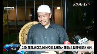 Video Jadi Tersangka, Menpora Imam Nahrawi Bantah Terima Suap Hibah KONI MP3, 3GP, MP4, WEBM, AVI, FLV September 2019