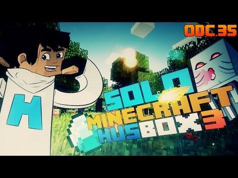 """Minecraft Solo HusBox 3 – """"Rafineria"""" #35"""