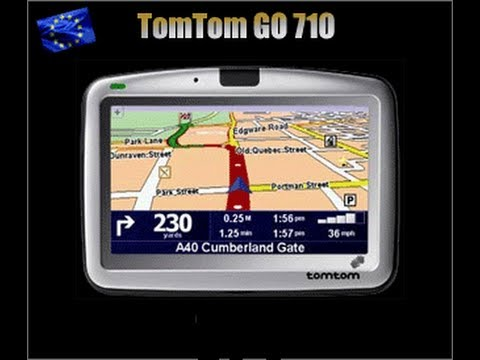comment demonter gps tomtom