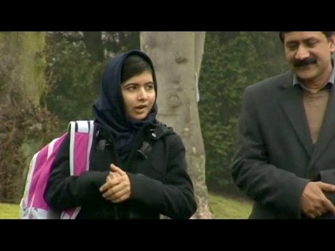 Μ. Βρετανία: H Μαλάλα διέπρεψε και στα GSE's – Πήρε άριστα στις εξετάσεις