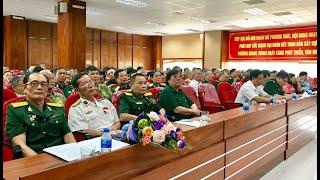 Hội CCB phường Quang Trung: Tổng kết 5 năm phong trào CCB gương mẫu