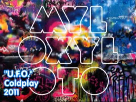 Tekst piosenki Coldplay - U.F.O. po polsku