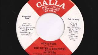Nonton  Calla 175 The Sister   Brothers Featuring Sister Geri   Ack A Fool 1970  Film Subtitle Indonesia Streaming Movie Download