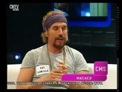 Macaco video Entrevista CM - Mayo 2015