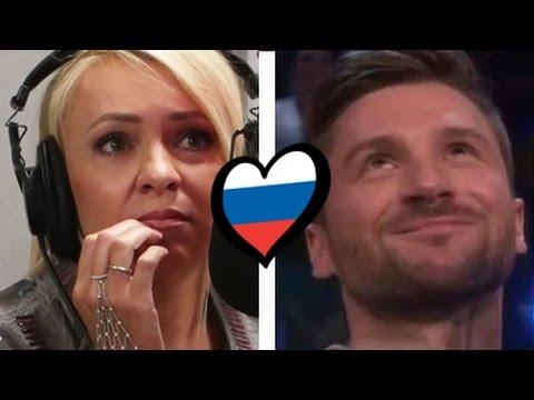 Финал Евровидения 2016 с Яной Рудковской (видео)
